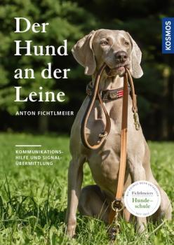 Der Hund an der Leine - Anton Fichtlmeier