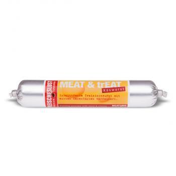 Meat & Treat - 80 g Käswurst